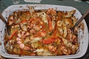 """超級好吃的西班牙海鮮飯 Paella """"粑A呀"""""""