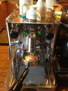 Quick Mill Andreja Premium半自動Espresso機器.