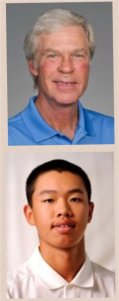 克倫修, 關天朗(圖片來源:Masters Tournament網頁)