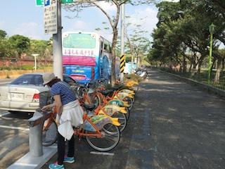 微笑單車 UBike 站